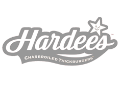 Client Logo Hardees